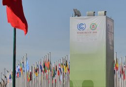 Immagine Alla Conferenza mondiale sul clima impegni e firme del Principe Alberto II