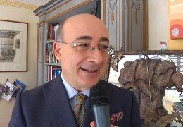 Immagine Ecco il commento dell'ambasciatore italiano a Monaco, Cristiano Gallo, sul futuro del porto Ventimiglia