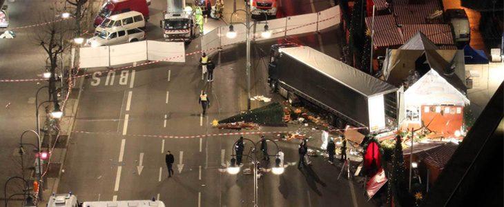 Immagine Lunedì 19 dicembre 2016 attacco a Berlino… 14 luglio 2016 strage a Nizza