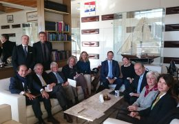 Immagine Primo incontro del 2017 per il Com.It.Es. di Monaco, il Comitato degli Italiani residenti all'estero