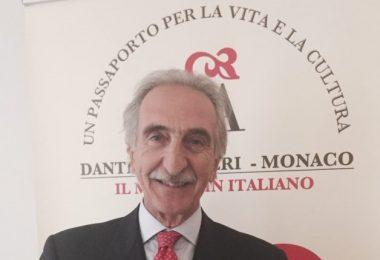 Immagine Ha preso il via a Monaco il nuovo anno della Dante Alighieri. Incontro con il presidente Giuseppe Sarno