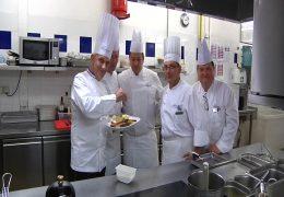 Immagine Lo chef Philippe Joannès ci svela alcuni dei suoi 'segreti'