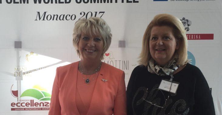 Immagine Oltre 300 imprenditrici da tutto il mondo hanno preso parte al World Commitee Monaco 2017