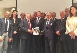 Immagine A Monte-Carlo incontro dibattito tra il sindaco di Ventimiglia Enrico Ioculano e gli imprenditori italiani