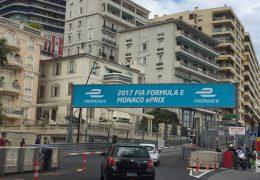Immagine Sabato a Monte-Carlo torna la sfida dei bolidi elettrici con il secondo ePrix