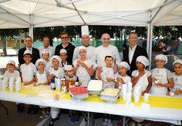 Immagine Il gelato italiano ingolosice i francesi a Cagnes Sur Mer