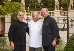 Immagine Lo chef tre stelle Heinz Beck protagonista all'Hotel Metropole Monte-Carlo