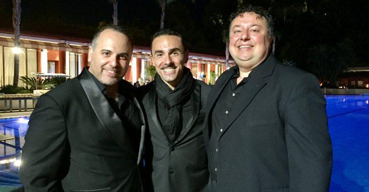 """Immagine Il trio """"Le Soleil de Naples"""" protagonista alla festa del 2 giugno a Monte-Carlo"""