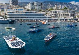 Immagine Successo per la quarta edizione del Monaco Solar & Electric Boat Challenge