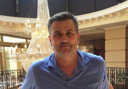 Immagine Pierre Geronimi star del gelato al centro commerciale Metropole di Monte-Carlo