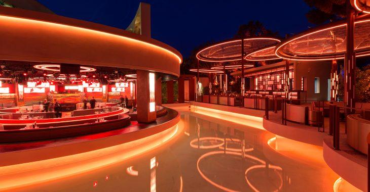 Immagine Estate 2017 e il Jimmy'z Monte-Carlo si è rifatto il look