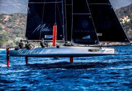 """Immagine Vamos Malizia! Pierre e il team impegnati nella """"Copa del Rey-Mapfre"""" a Palma di Maiorca"""