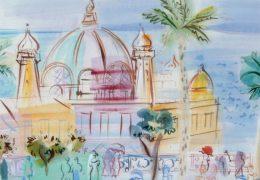 Immagine La fantasia e le opere di Raoul Dufy continuano ad illuminare il Museo Jean Cocteau di Mentone