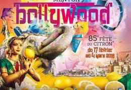 Immagine La Féte du Citron di Mentone celebra 'Bollywood'