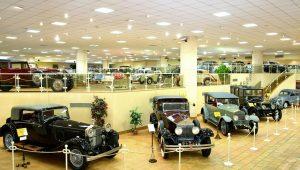 Immagine Collezione di Automobili di S.A.S. il Principe di Monaco in esposizione