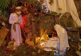 Immagine Fino al 7 gennaio si potrà visitare il Presepe di Saint CHARLES