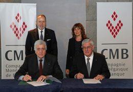 Immagine Rinnovata la partnership tra Compagnie Monégasque de Banque e Grimaldi Forum