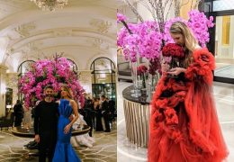 Immagine Amore ed  alta moda  al Gran Ballo dei Principi e delle Principesse