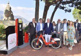 Immagine Per turisti e residenti 300 biciclette elettriche per spostarsi nel Principato