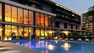 Immagine Novotel, un albergo ispirato alla riviera francese a prezzi contenuti