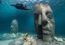 Immagine Un Ecomuseo sommerso sorgerà nelle acque a largo di Cannes