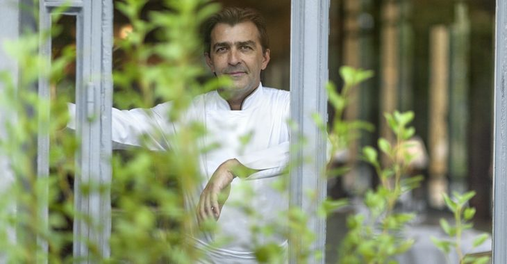 Immagine Le Vistamar con alla guida Yannick Alléno