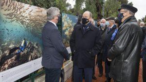 """Immagine Fino all'11 marzo 2021 la mostra """" Proteggere il patrimonio marino dell'UNESCO grazie alla ricerca scientifica"""""""
