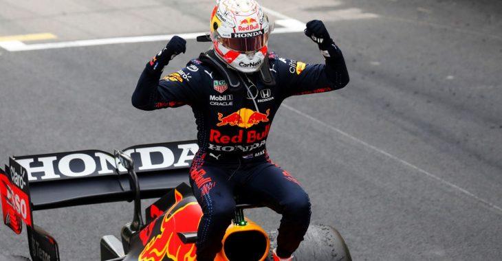 Immagine Monte-Carlo: Verstappen vince la Formula 1