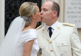 Immagine Principato di Monaco: sono iniziati i festeggiamenti per i dieci anni di nozze Charlene e Alberto di Monaco