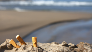 """Immagine Monte-Carlo: quest'estate le spiagge saranno """"smoke free"""""""
