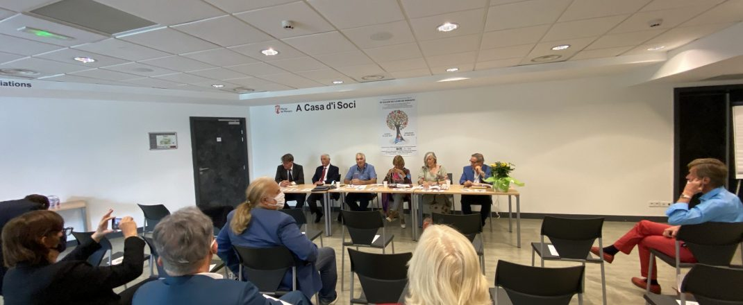 Immagine Principato di Monaco: due scrittori italiani presenti al Salone del Libro