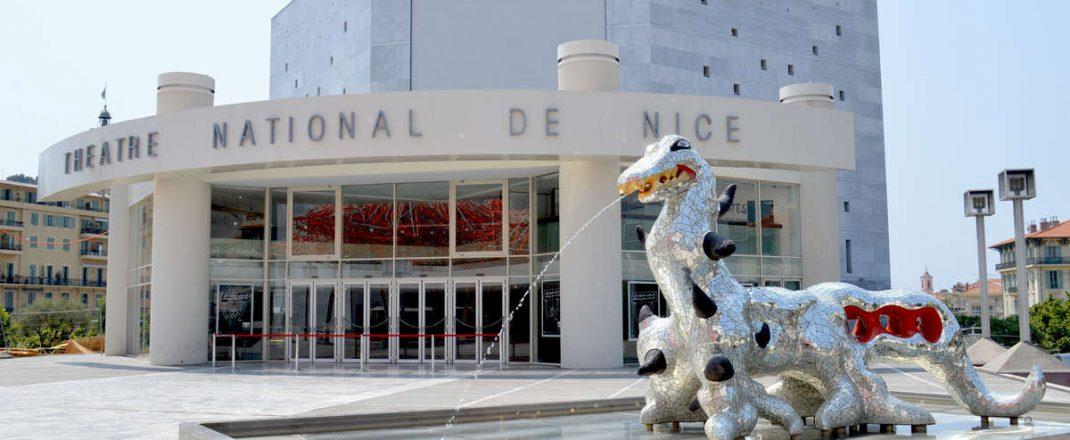 Immagine Nizza: nel cuore della città sta nascendo un Teatro Nazionale