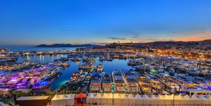 Immagine Yachting Festival di Cannes dedicato alle imbarcazioni 100% elettriche e ibride