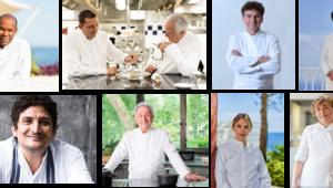 Immagine Festival des Etoilés Monte-Carlo, da settembre a novembre cene stellate con nuove coppie di chef
